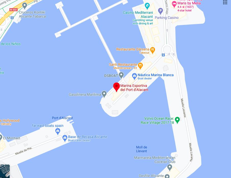 yacht brokers alicante