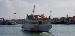 150-passenger boat 1991