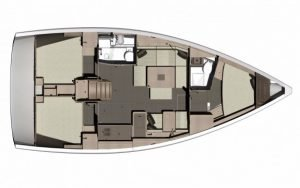 Dufour 410 GL for sale 2014