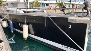 Beneteau Oceanis 55 Valencia